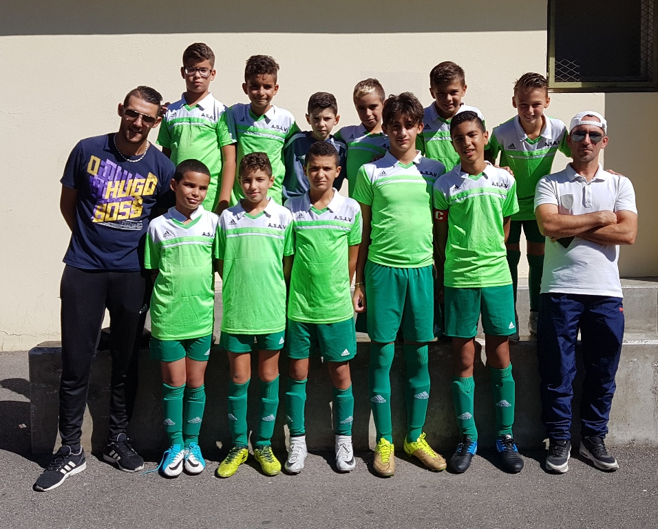 ASAV U13 Tournoi ASVEL (1)
